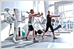 trening w klubach fitness