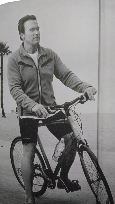 Pamięć absolutna Arnold Schwarzenegger