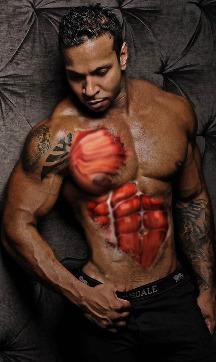 Rodzaje włókien mięśniowych a ilość powtórzeń