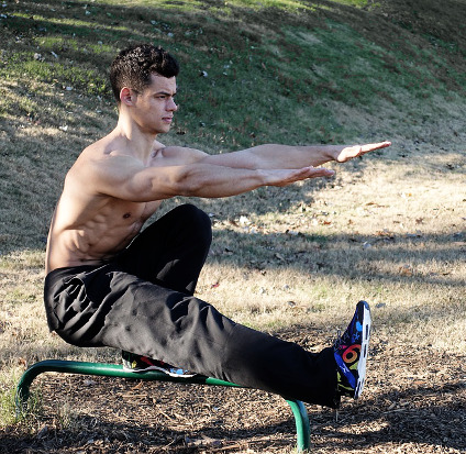 Jak trenować nogi?