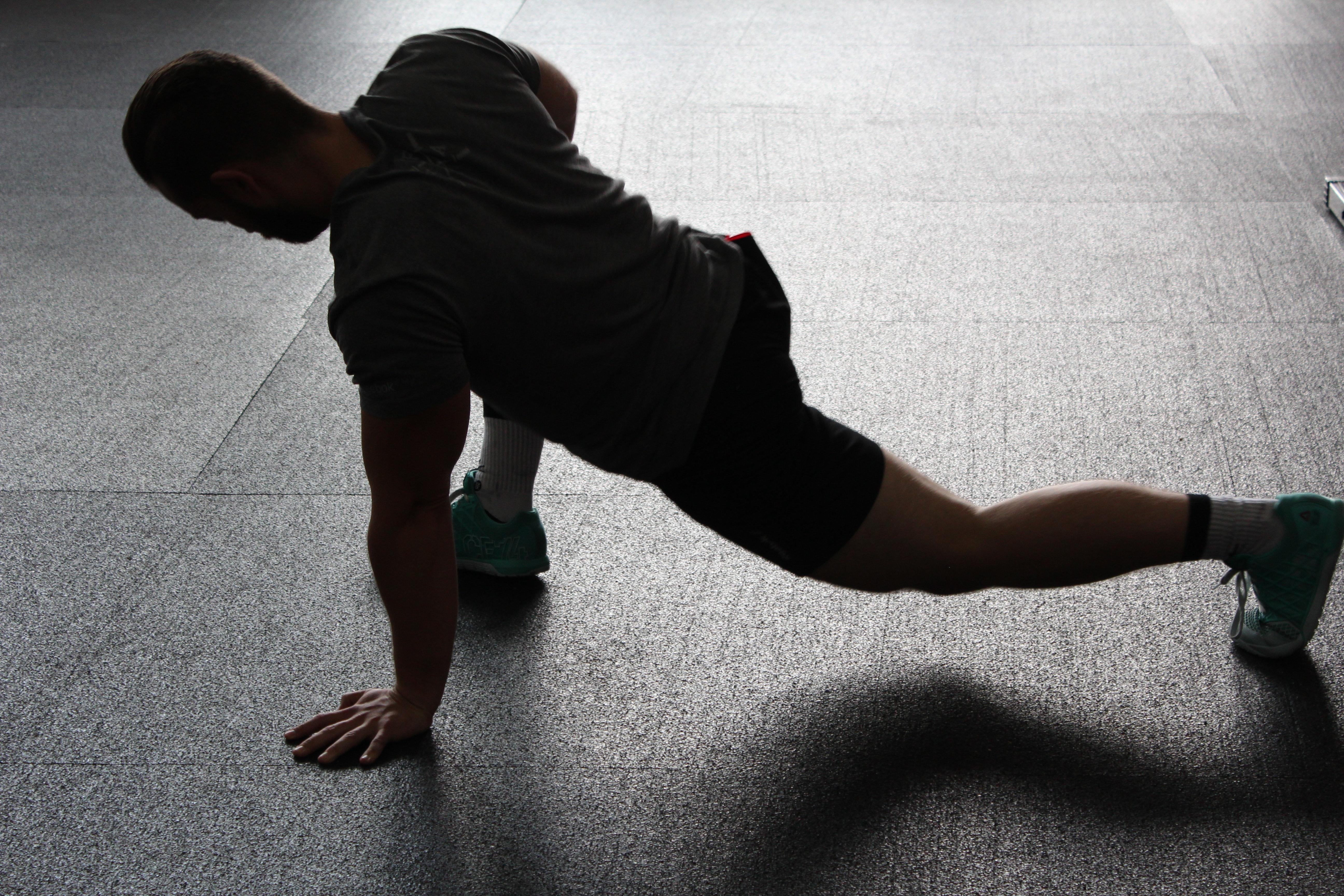 Schemat treningu i kolejność ćwiczeń