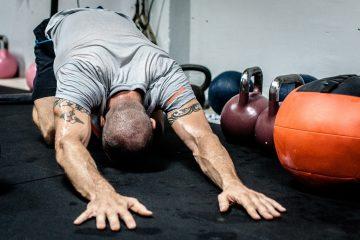 Złe nawyki treningowe