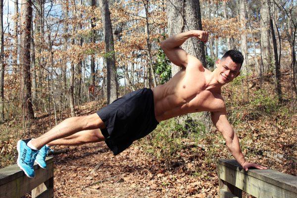 Trening na masę bez sprzętu